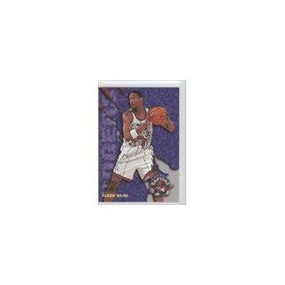 ET Toronto Raptors (Basketball Card) 1995 96 Fleer #266 Collectibles