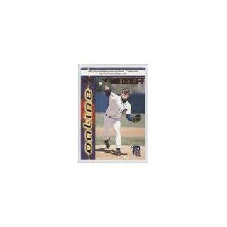 Castillo (Baseball Card) 1998 Pacific Online Red #266 Collectibles