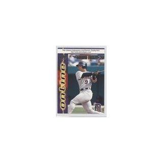 Detroit Tigers (Baseball Card) 1998 Pacific Online #271 Collectibles