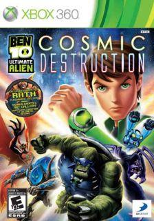 Xbox 360   Ben 10 Ultimate Alien