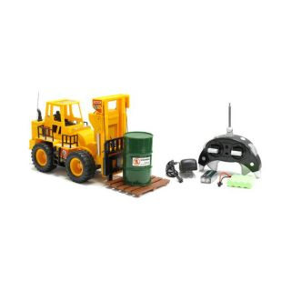 Heavy Machine Giant Fork Lift Electric RTR RC Construction Vehicle