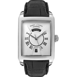 Maurice Lacroix Mens Pontos Rectangulaire Watch