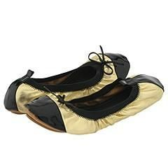 Penny Loves Kenny Cha Cha Gold(Size 7.5 Medium)(Size 7.5 Medium