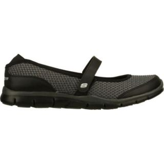 Womens Skechers Gratis Black