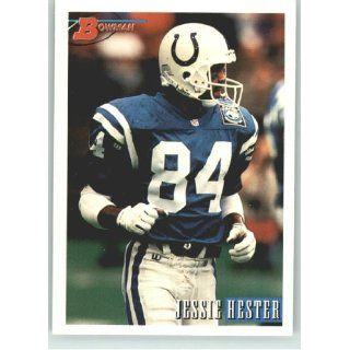 1993 Bowman #293 Jessie Hester   Indianapolis Colts (Football Cards)