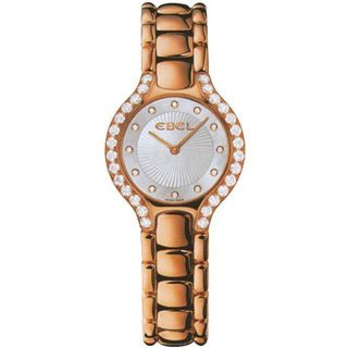 Ebel Beluga Womens Small Rose Gold Diamond Watch