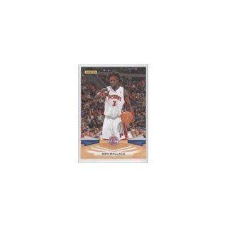 Ben Wallace BK, Detroit Pistons (Basketball Card) 2009 10 Panini #282