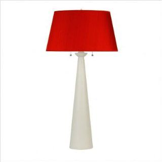 Lights Up! RS 283IV EGG Table Lamp Home Improvement