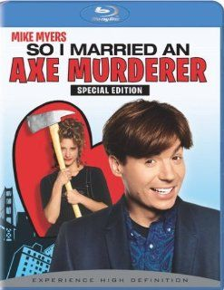 So I Married an Axe Murderer (Special Edition + BD Live