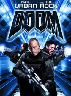 Doom Karl Urban, The Rock, Rosamund Pike, Dexter Fletcher