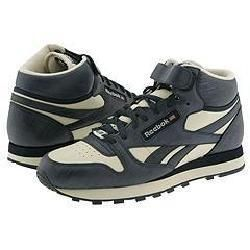 Reebok Lifestyle Classic Leather Mid Strap SE Navy/Stucco