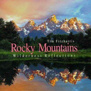 Rocky Mountains Wilderness Reflections (9781552093870