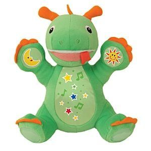 Disney Baby Einstein Press & Play Pals Dragon Toys