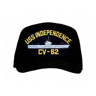 USS Independence CV 62 Ship Ball Cap Everything Else
