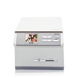 SVP PS9890 Digital Photo / Negative Films / Slides Scanner with built