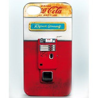 OLD School Coca Cola Vending Machine Iphone 5 Hard Case