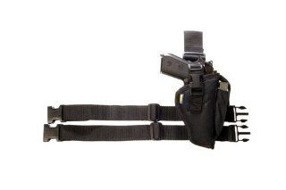 Nylon Tactical Leg Holster Fits Ruger 22/45 Mark III, Mark III, KP90
