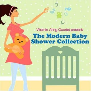 Vitamin String Quartet   The Modern Baby Shower Collection