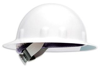 Fibre Metal Full Brim Hard Hat w/ Ratchet Suspension
