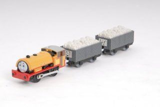 Thomas Trackmaster Railway System Ben 2 cars #65247 Toys