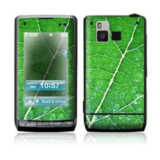 LG Dare VX9700 Skin Sticker Decal Cover   Green Leaf