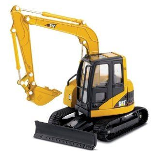 Norscot Cat 308C CR Hydraulic Excavator 150scale Toys