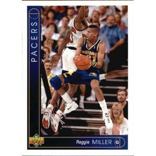 1993 Upper Deck Reggie Miller # 309 Collectibles