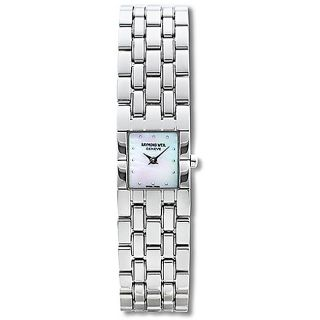 Raymond Weil Tema Womens Steel Quartz Watch