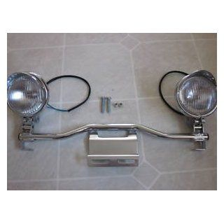 Honda Shadow Aero VT750 Motorcycle Driving Light Bar