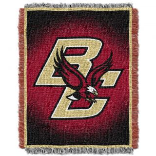 Northwest Boston College Eagles Focus Jacquard Throw