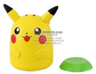 Pikachu Pokemon Music Kuru Kuru Toy (~4) (Japanese