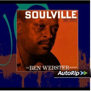 Soulville Ben Webster Music