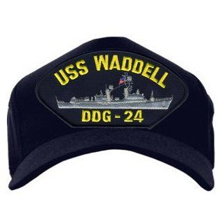 USS Waddell DDG 24 Ball Cap Everything Else