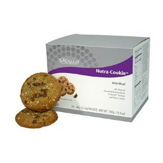 ViSalus Body By Vi All Natural Protein Nutra Cookie   1 Box Chocolate