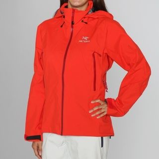 Arcteryx Womens Beta AR Poppy Ski Jacket