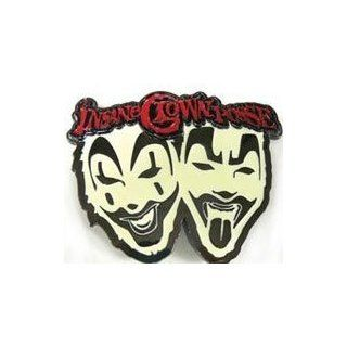 ICP Insane Clown Posse Amazing Jeckel Brothers Glow Dark Carnival Belt