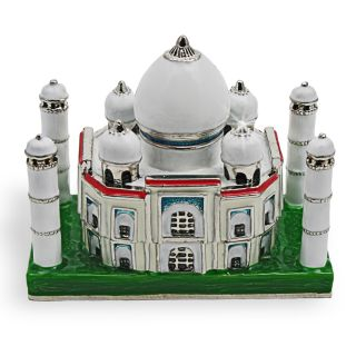 Objet dart The Taj Mahal Trinket Box Trinket Box