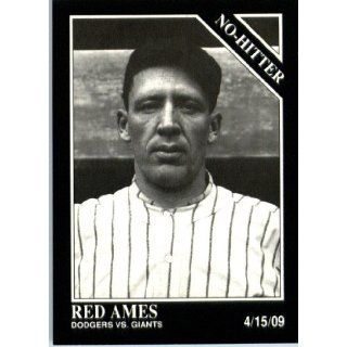 Collection Sporting News Baseball Card #334 Leon K. Ames Collectibles
