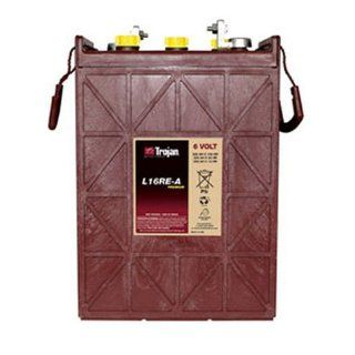 Trojan L16RE A 325 Ah, 6 Volt Deep Cycle Battery