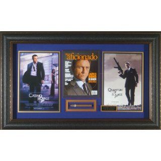 James Bond 007   Daniel Craig Autographed Double Feature   Signed and