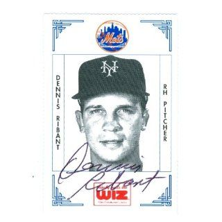 card New York Mets 1991 Wiz baseball card mini 330 Collectibles