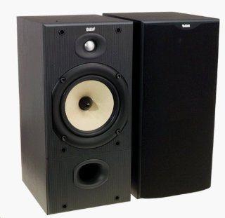 B & W DM602 Series II Bookshelf Speakers (Pair