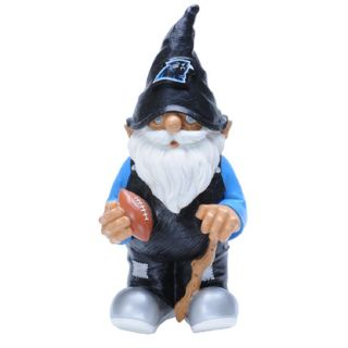 Carolina Panthers 11 inch Garden Gnome