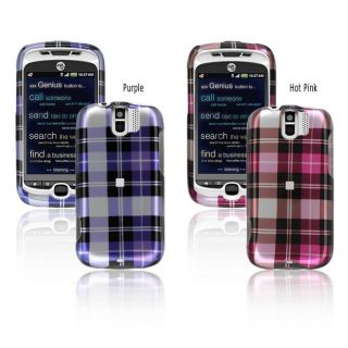 HTC MyTouch Slide Checker Design Crystal Case