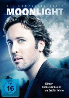 Moonlight   Die komplette Serie (4 DVDs) Alex OLoughlin
