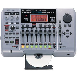 Boss BR900CD 8 track Recorder