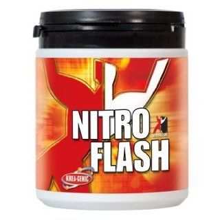 US Product Line Nitro Flash 450g Dose Lebensmittel