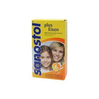 Sanostol plus Eisen, 460 ml