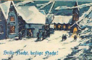Stille Nacht, heilige Nacht! TCHIBO Weihnachtsheft Tchibo