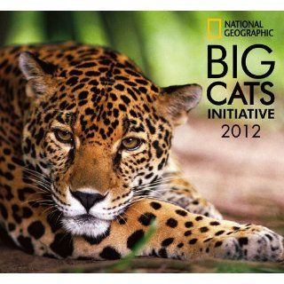 Big Cats [With World Map] National Geographic Englische